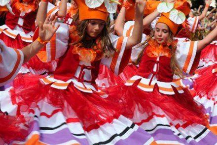 Madeira Flower Festival 2013/Paixão Colorida