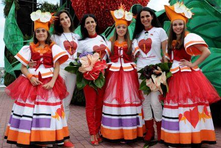Madeira Flower Festival 2013/End of the Parade