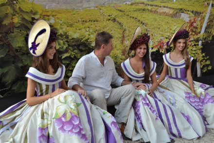 Madeira Wine Festival 2013/Art and Grapes