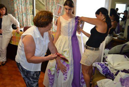 Madeira Wine Festival 2013/Dresses