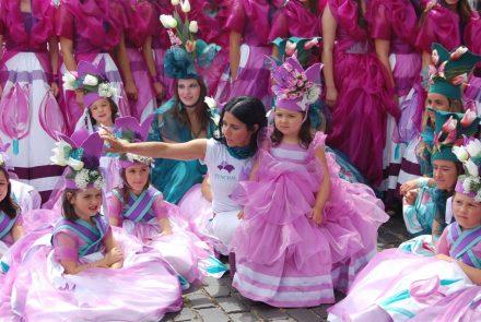 Madeira Flower Festival 2009 / Before the Parade