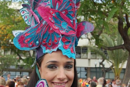 Madeira Flower Festival 2009 / Before the Parade