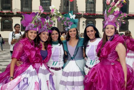 Madeira Flower Festival 2009/End of the Parade