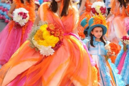 Madeira Flower Festival 2011 / Project