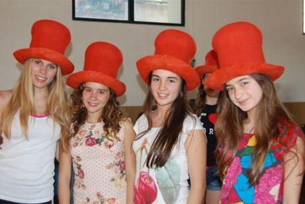 Madeira Flower Festival 2011/Hats