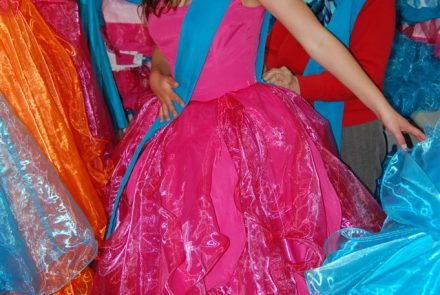 Madeira Flower Festival 2011/Dresses