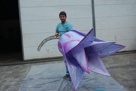 Madeira Flower Festival 2009/Float Making of