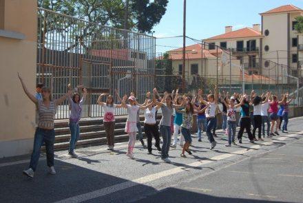 Madeira Flower Festival 2009/Rehearsal