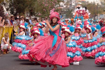 Madeira Flower Festival 2011/Dahlias