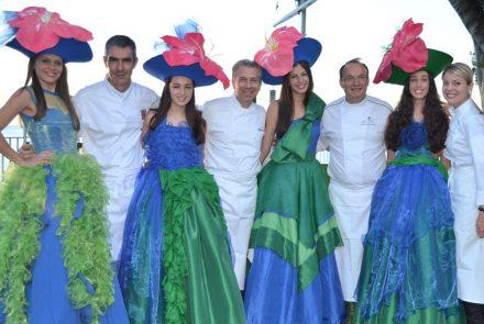 Les Étoiles De Mougins À Madère 2012