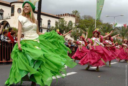 Madeira Flower Festival 2008/Fadas da Ribeira