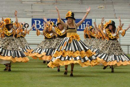 Opening Madeira Stadium