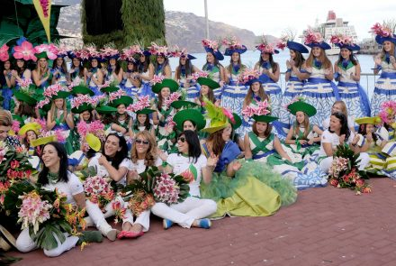 Madeira Flower Festival 2012/ End of the Parade