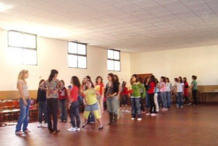 Madeira Flower Festival 2008/Rehearsal
