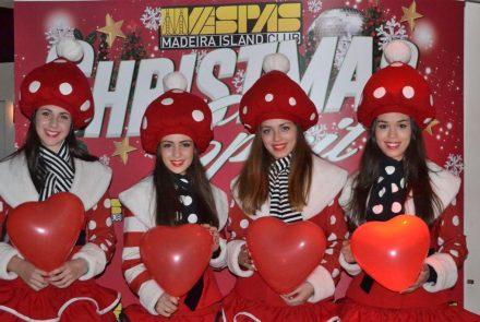 Christmas Spirit/I Love Madeira/Vespas