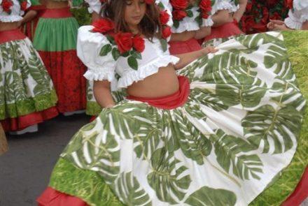 Madeira Flower Festival 2006/Before the Parade