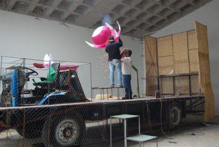 Madeira Flower Festival 2011/Float Making of