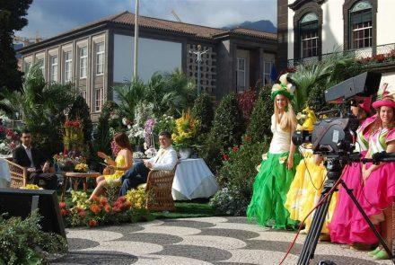 """RTP1 """"Portugal No Coração"""" TV Program"""