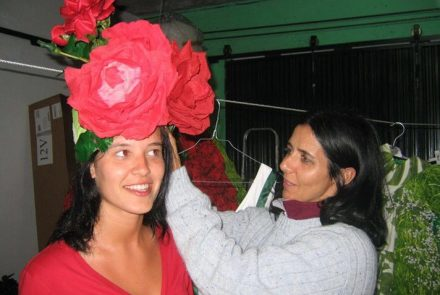 Madeira Flower Festival 2006/Hats