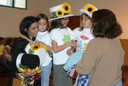 Madeira Flower Festival 2007/Hats