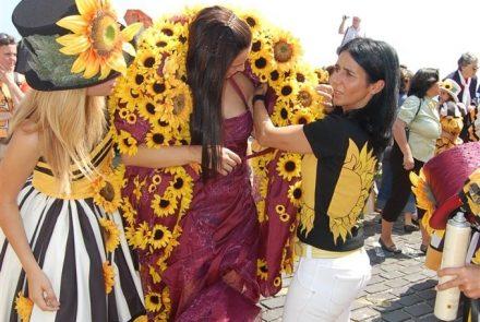Madeira Flower Festival 2007/Before the Parade