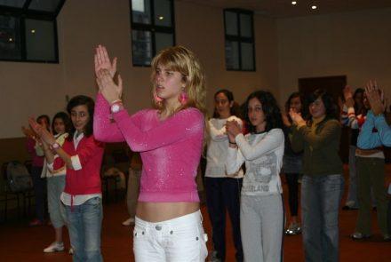 Madeira Flower Festival 2006/Rehearsal