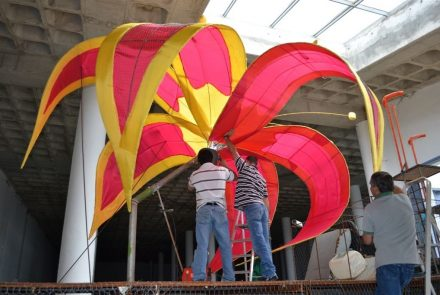 Madeira Flower Festival 2012/Float Making of