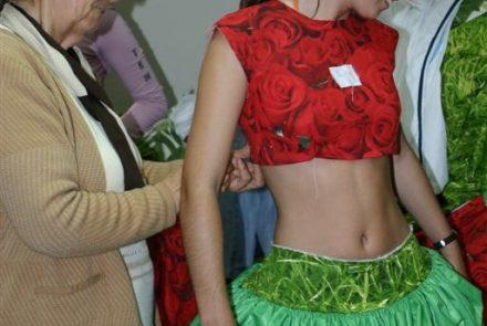 Madeira Flower Festival 2006/Dresses