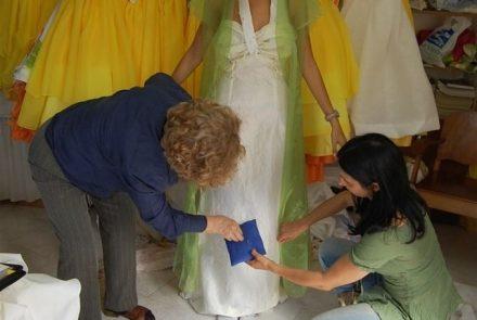 Madeira Flower Festival 2008/Dresses