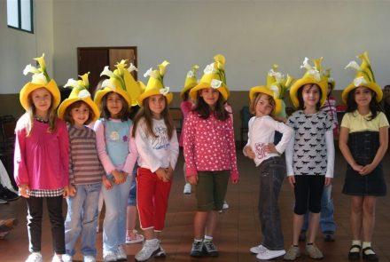 Madeira Flower Festival 2008/Hats