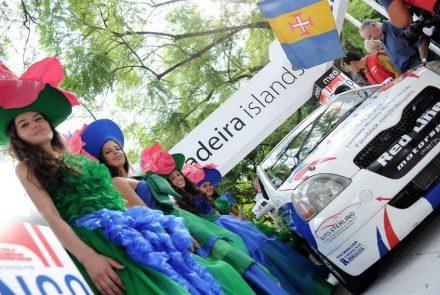 Madeira Wine Rally 2012