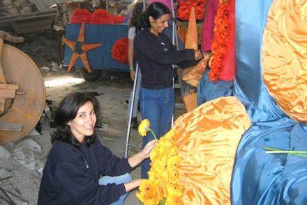 Madeira Flower Festival 2005/Float Flowers