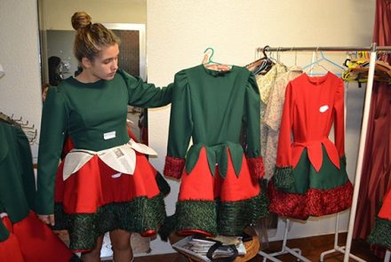 End of the Year Festivities 2012/Dresses