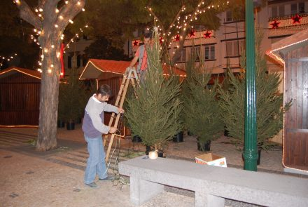 End of the Year Festivities 2007/ Making Of