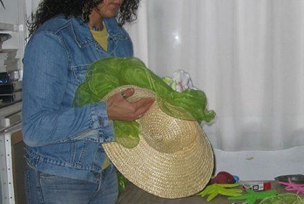 Madeira Flower Festival 2005/Hats
