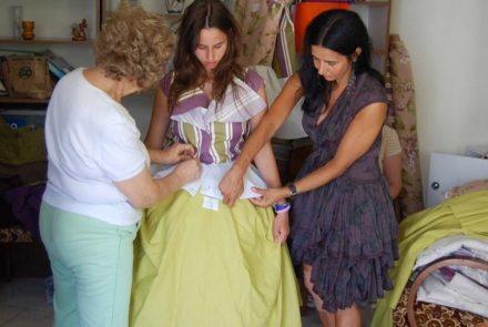 Madeira Wine Festival 2010/Dresses