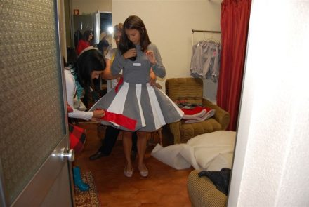End of the Year Festivities 2011/Dresses