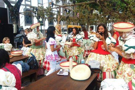 Madeira Wine 2007/Making Of