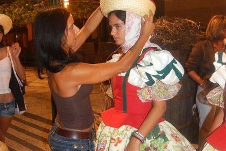 Madeira Wine Festival 2007/Dresses