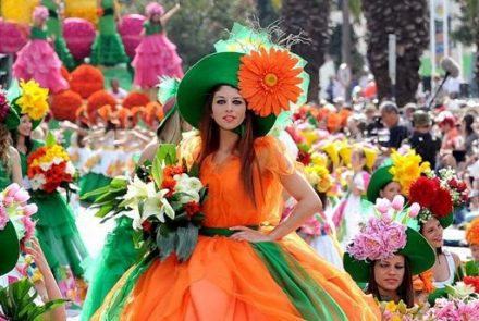 Madeira Flower Festival 2014/Três Letras