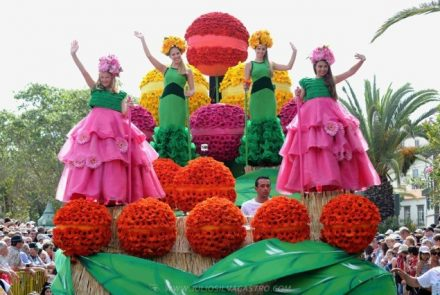 Madeira Flower Festival 2014/Float Making of
