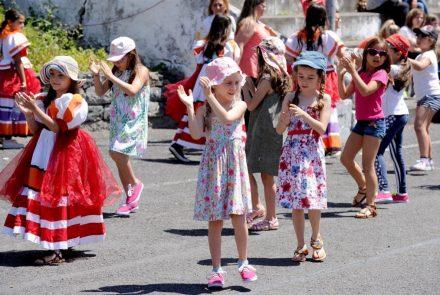 Madeira Flower Festival 2014/Rehearsal