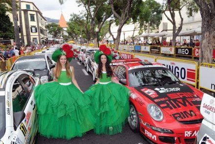 Madeira Wine Rally 2014