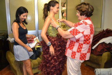Madeira Wine Festival 2014/Dresses