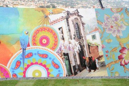 Dreamland panel with 500m2/Praça Povo/Funchal