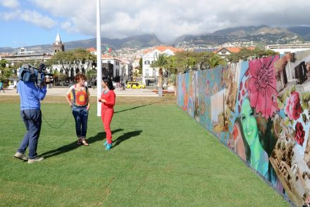 Dreamland panel with 500m2/Praça Povo/Funchal