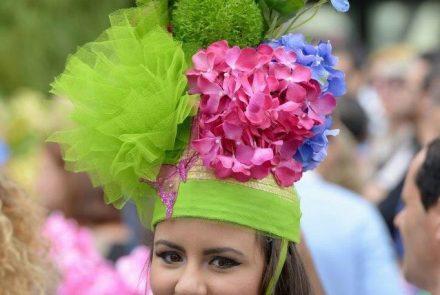 Madeira Flower Festival 2015/Hats