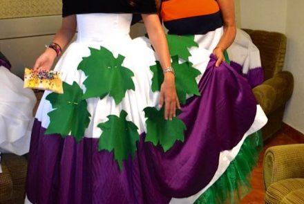 Madeira Wine Festival 2015/Dresses