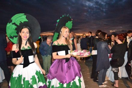 APM/German Touristic Operators Reception