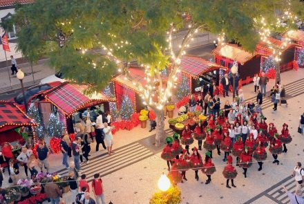 End of the Year Festivities 2015/Christmas Market